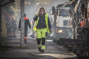 Kaune vėl pakvips karštu asfaltu: kurias gatves tvarkys šiemet?