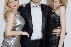 Aktorius A. Žiurauskas sutiko savo buvusią meilę