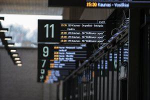 Kauno autobusų stotis dirbs visą parą