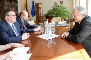Rusijos ministerija: Vilniuje vykstantis forumas yra antirusiška akcija