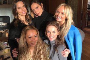 """""""Spice Girls"""" narės planuoja vėl dirbti kartu"""