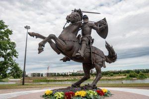 Laipiojimas ant skulptūrų: kada tampama viešosios tvarkos pažeidėju?