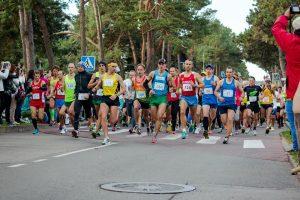 Nidoje vyks tradicinis bėgimas