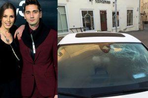 """Prašo pagalbos: vandalai apgadino Česnauskių """"Audi"""""""