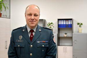 Pareigas pradeda eiti naujas Šiaulių apskrities policijos viršininko pavaduotojas