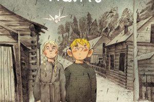 """Komiksų knyga """"Sibiro haiku"""": senosios ir naujosios literatūrinės formos"""