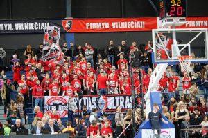 Lietuviai plūdo stebėti krepšinio: LKL lankomumas augo rekordiškai