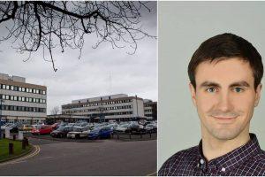 Anglijos ligoninėje rastas negyvas lietuvis medikas