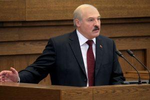 Kremlius apie Baltarusijos sprendimą dėl bevizio režimo: tai vidaus reikalas