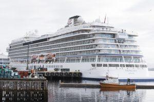 Norvegijos lainerio keleiviai atgaus pinigus ir bus pakviesti į naują kruizą