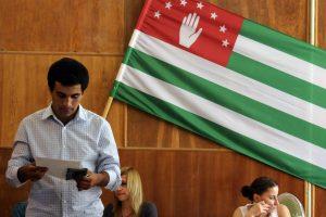 NATO nepripažįsta Abchazijoje įvykusių rinkimų