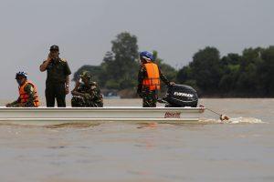 Kambodžoje nuskendo septynios mergaitės