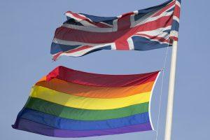 Britanija reabilituos tūkstančius už homoseksualumą nuteistų žmonių