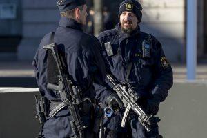 Švedijos pilietis kaltinamas dėl mirtininko bombos gamybos