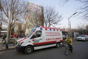 Kinijos universitete nugriaudėjus sprogimui žuvo trys studentai