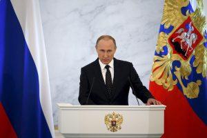 V. Putinas: Černobylio katastrofa – rimta pamoka žmonijai