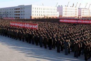 """Šiaurės Korėja dėl """"priešiškos veiklos"""" suėmė JAV studentą"""
