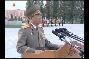 Šiaurės Korėjos armijos viršininkui įvykdyta mirties bausmė