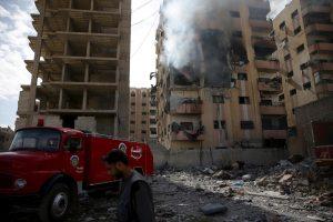 JAV atsargiai pasveikino susitarimą dėl saugių zonų Sirijoje