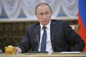V. Putinas aplankys Slovėniją, mėgins gerinti ryšius su Europa