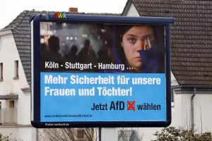 Vokietijoje 18 moterų pranešė apie seksualinius užpuolimus, suimti pakistaniečiai