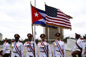 Havanoje dirbę JAV diplomatai patyrė akustinę ataką?