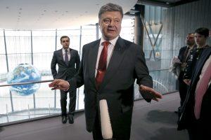 Skaudus smūgis: olandai per referendumą atmetė ES ir Ukrainos susitarimą