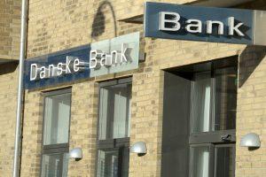 """""""Danske Bank"""" Estijoje aiškinasi dėl neaiškios kilmės lėšų"""