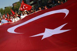 Turkija nutraukia visas vizų paslaugas JAV