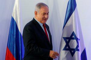 Izraelio premjeras: Rusijos grąžinamas tankas taps memorialu mūsų kariams