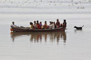 Indijos upių nuo Smėlio mafijos neapsaugo net šventumas