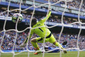 """Londono """"Chelsea"""" klubas – Anglijos aukščiausiosios futbolo lygos lyderis"""