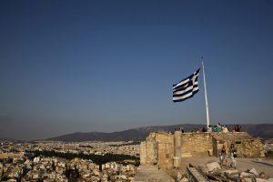 Euro zonos šalys pritarė 2,8 mlrd. eurų išmokai Graikijai