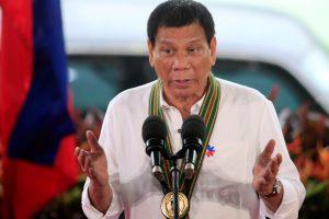 Filipinų prezidentas pasiuntė B. Obamą velniop