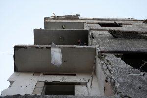 Rusijos ambasada Damaske apšaudyta iš minosvaidžių