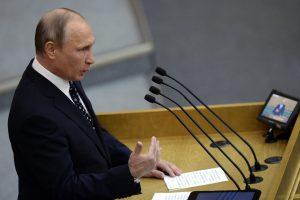 V. Putinas savo 64-ąjį gimtadienį atšvęs su artimaisiais ir draugais