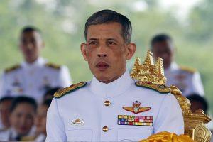 Tailando princas prašo atidėti karūnavimą