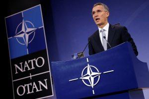 J. Stoltenbergas: NATO atsakingai reaguoja į Rusijos veiksmus Baltijos regione
