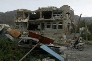 Arabų koalicija paskelbė dviejų parų paliaubas Jemene