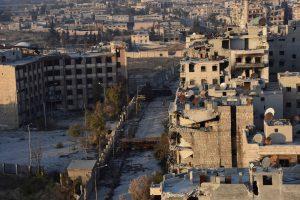 Alepo puolimas – B. Obamos užsienio politikos klaidų pasekmė