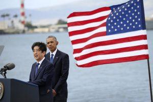 JAV ir Japonijos lyderiai Perl Harbore akcentavo susitaikymo galią