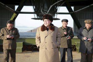 Šiaurės Korėjos branduolinė grėsmė – pirmasis D. Trumpo iššūkis