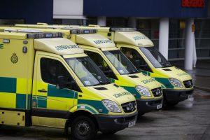Britanijoje per kraupią avariją žuvo aštuoni žmonės