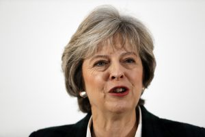 Th. May: Britanija paliks bendrą ES rinką (papildyta)