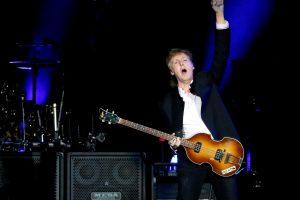 P. McCartney po ilgos pertraukos sugrįžo į populiariausiųjų sąrašo viršūnę