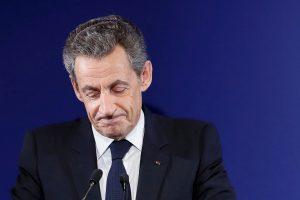 N. Sarkozy bus teisiamas dėl 2012 metų rinkimų kampanijos finansavimo