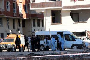 Sirijoje automobiliui užvažiavus ant minos žuvo keturi rusų kariai