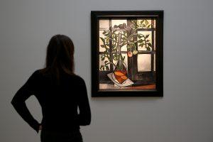 Pernai smuko pasaulinės prekybos meno kūriniais apimtys