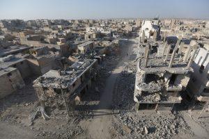 ES ir JT balandį surengs konferenciją dėl Sirijos