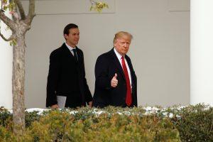 D. Trumpo žentas vadovaus biurokratijos pertvarkai